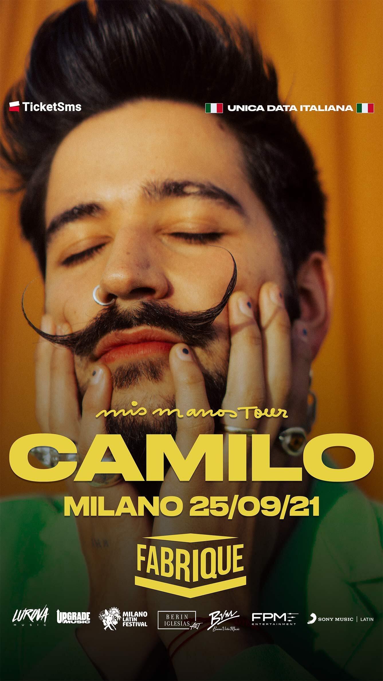 Camilo -  Fabrique Milano