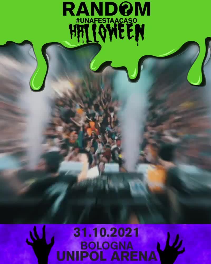 Random Bologna 31 Ottobre